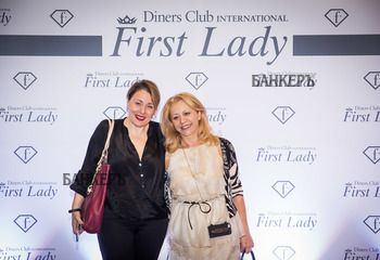Бляскаво парти с Diners Club International First Lady и Fashion TV